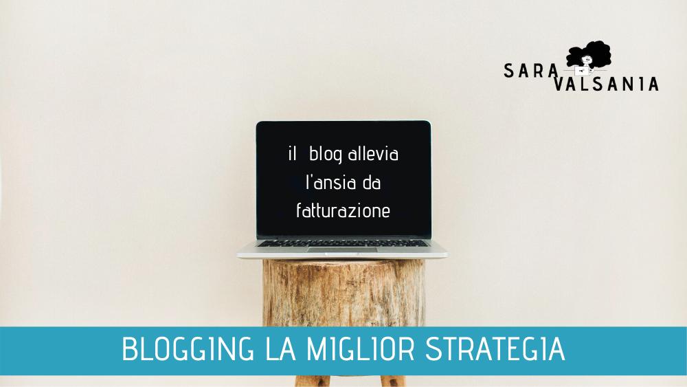 il blog per vendere e comunicare